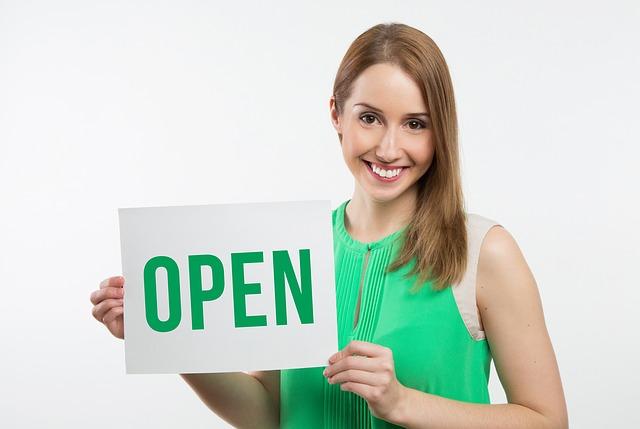 otevření byznysu
