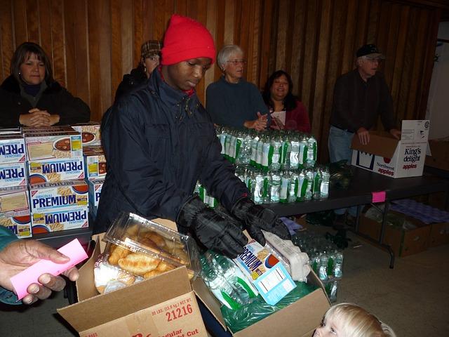 charita pro uprchlíky