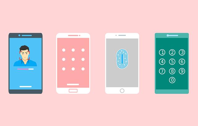 čtyři mobily