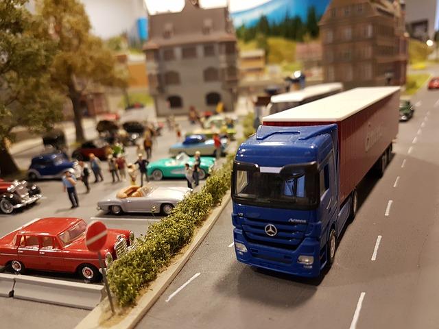 mini verze kamionu