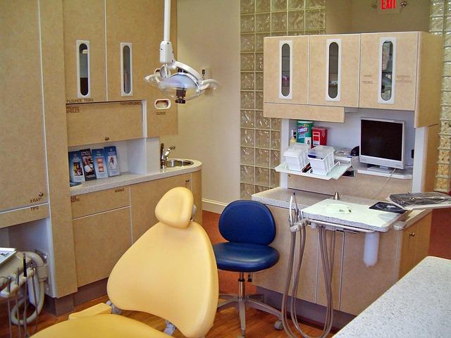 ordinace zubaře